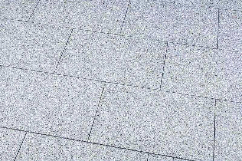 Dalle granit sur terrasse