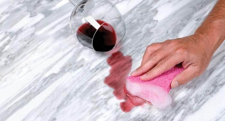 Nettoyage de la pierre naturelle – comment nettoyer la pierre naturelle
