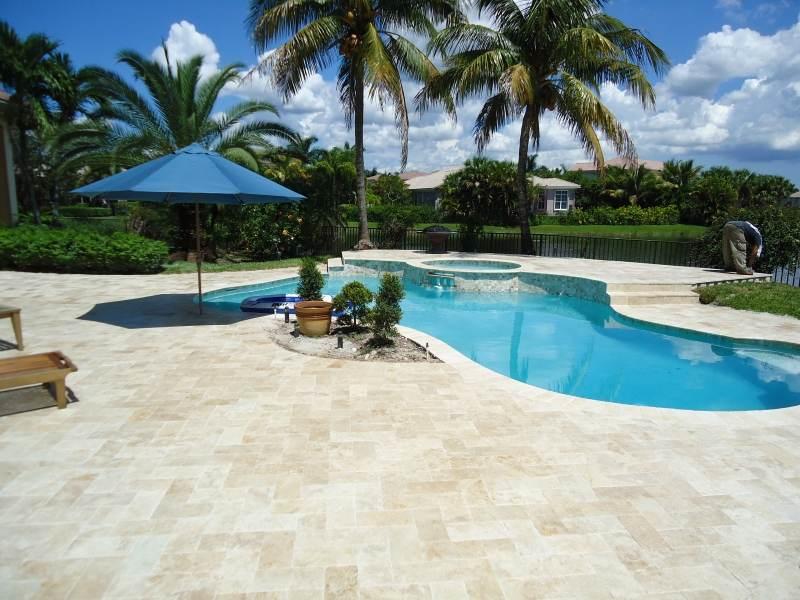 comment choisir la pierre naturelle pour la plage de la piscine